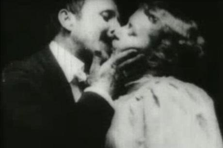 populär affär kissing