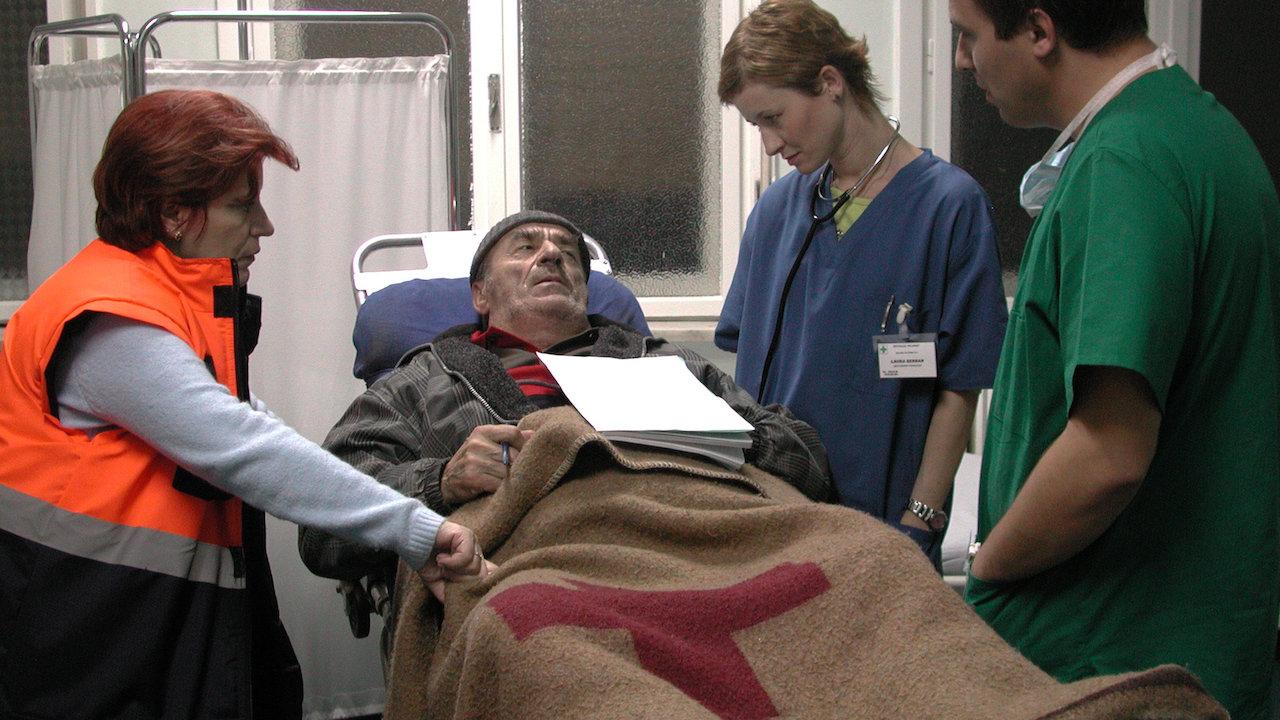Herr Lazarescus död (Cristi Puiu, 2005)