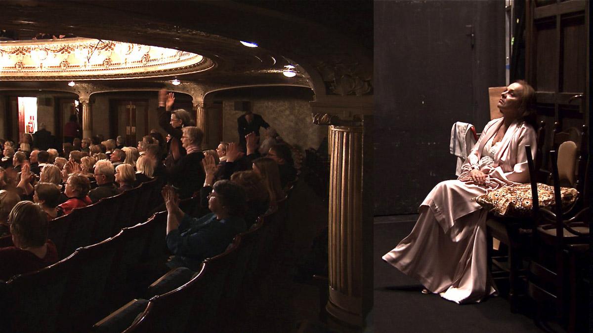 Curtain callers (Ann-Sofi Sidén, 2011)