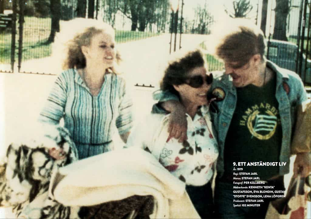 Ett anständigt liv (Stefan Jarl, 1979)