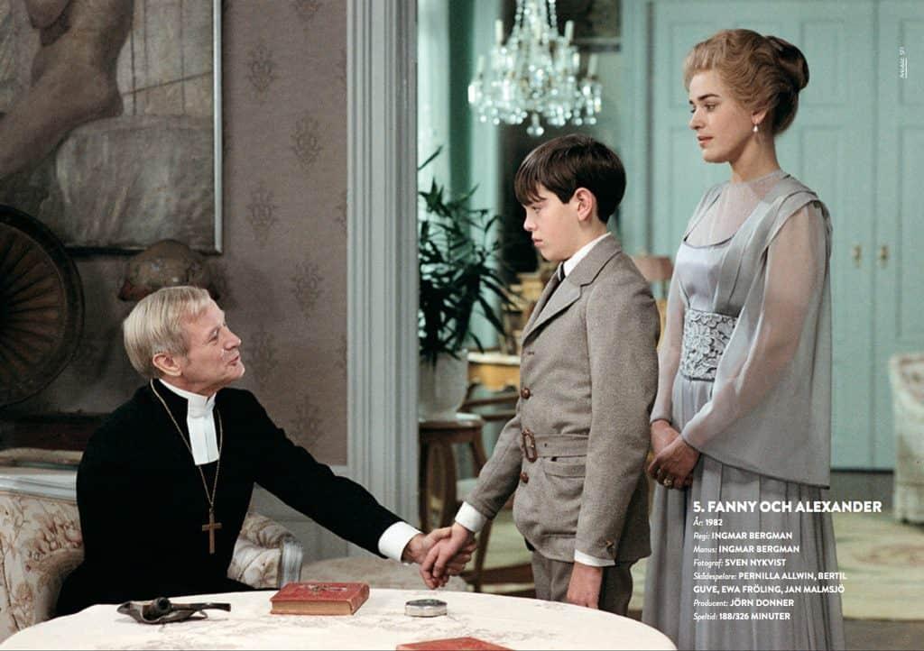 Fanny och Alexander (Ingmar Bergman, 1982)