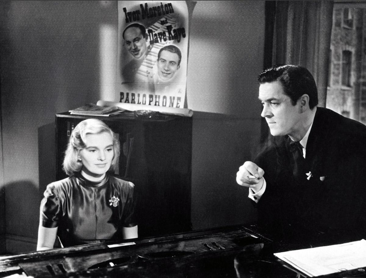 Flicka och hyacinter (1950)