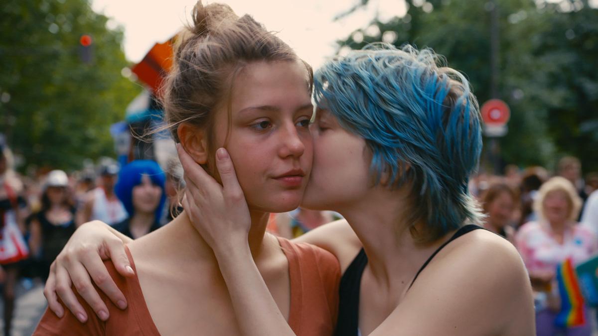 Blå är den varmaste färgen (Abdellatif Kechiche, 2013)