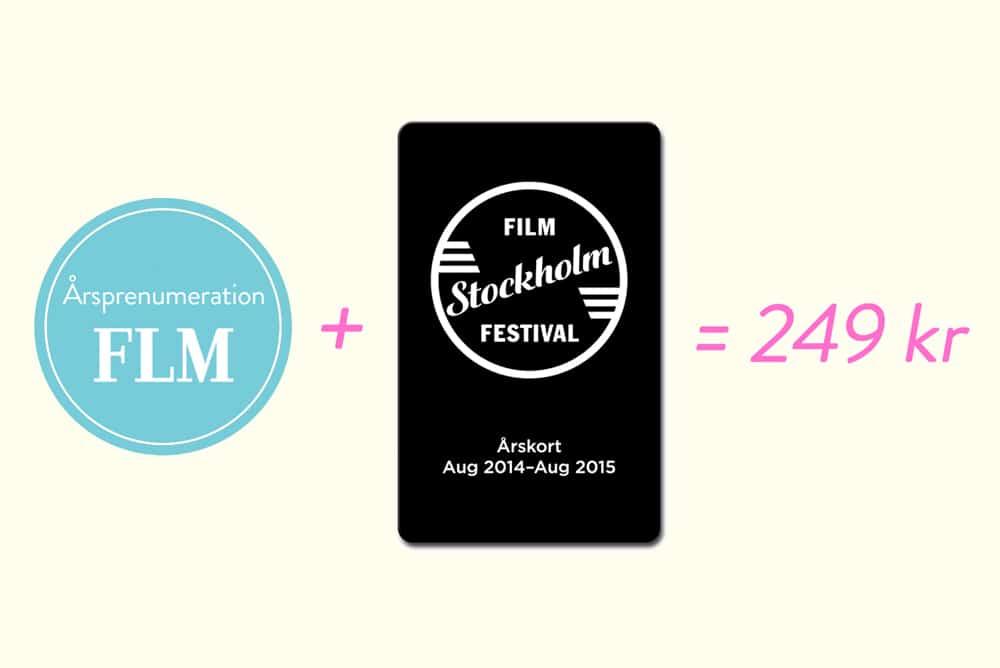 FLM + Stockholms filmfestival