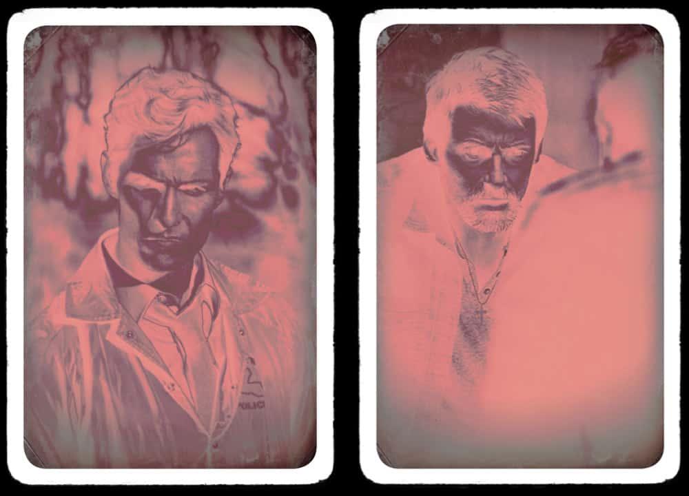 Rust Cohle i True detective och Keller Dover i Prisoners är förråade räddare