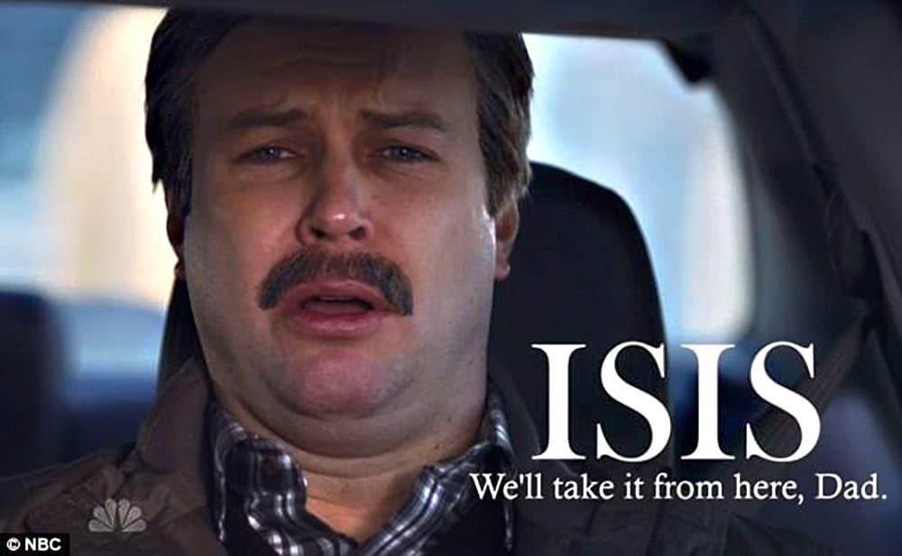 ISIS och SNL