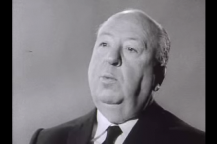 Hitchcock-intervju från 1966