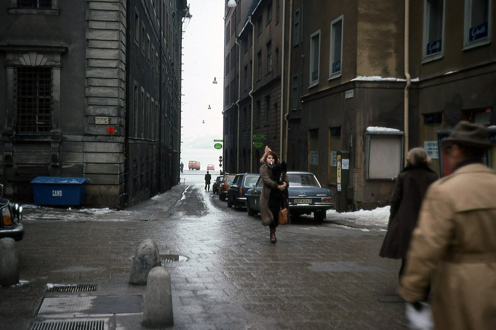 Inspelningsbild. Foto: Lisbet Gabrielsson