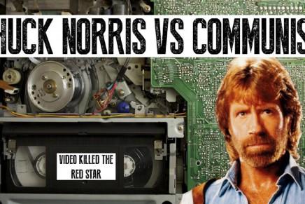 Chuck Norris vs kommunism