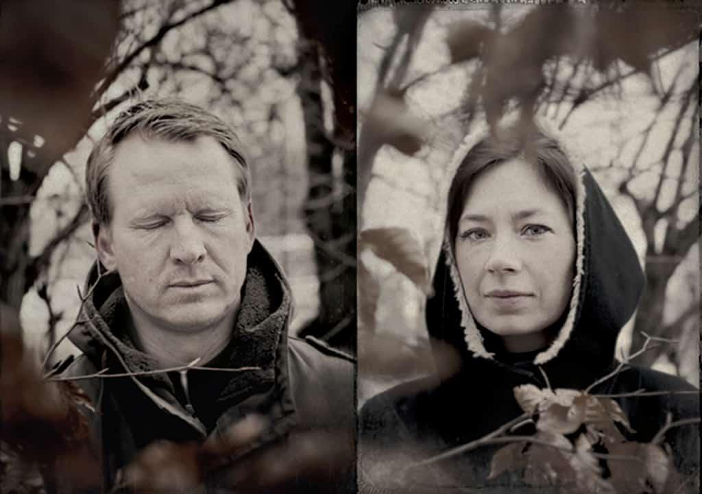 Fredrik Edfeldt och Karin Arrhenius har gjort Faro tillsammans.