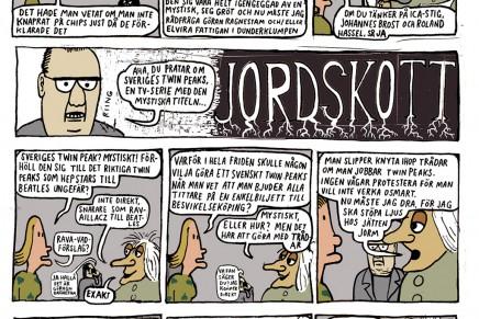 Pontus Lundkvist om Jordskott