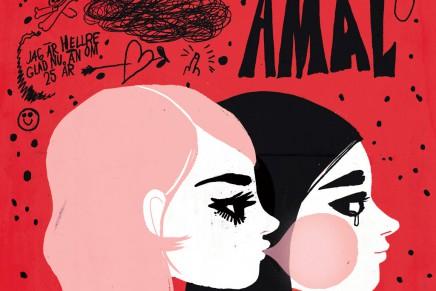 Numrets affischkonstnär: Sanna Mander