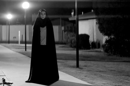 Vampyrvästern på persiska