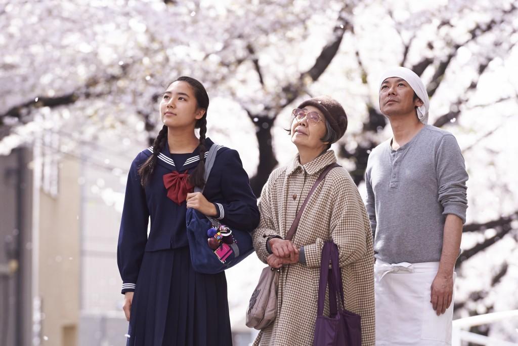 Under körsbärsträden (2015)