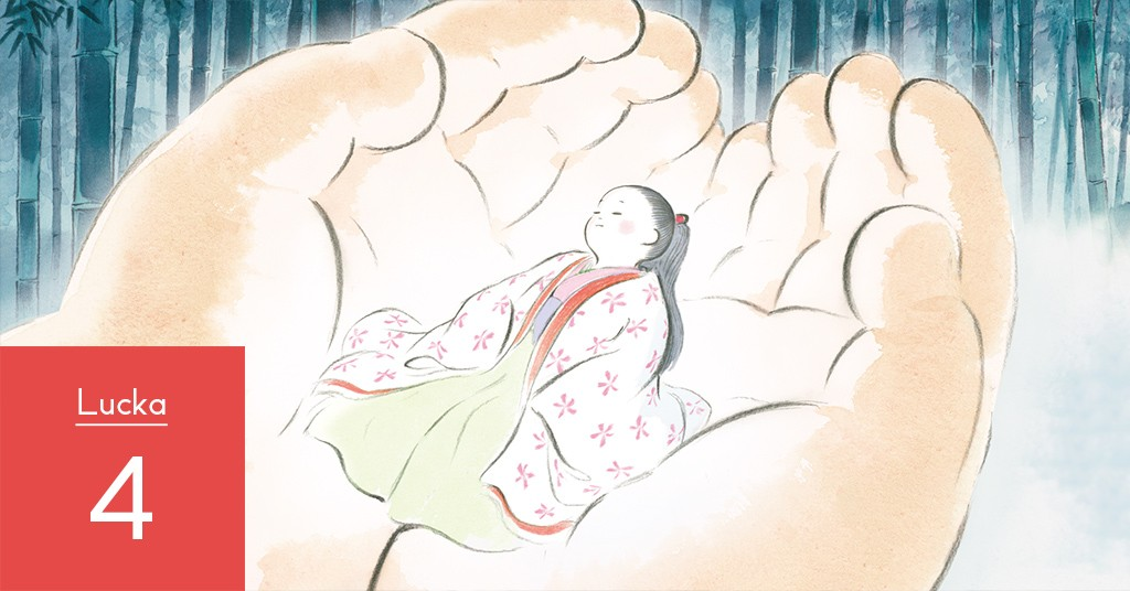Sagan om prinsessan Kaguya (2013)