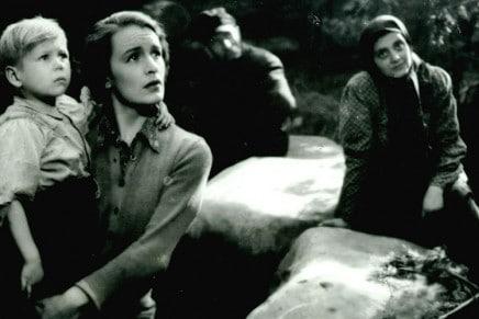 Förintelsen och det outsägbaras filmhistoria