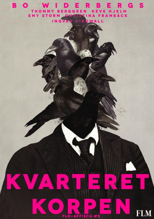 Kristian Ingers: Kvarteret Korpen