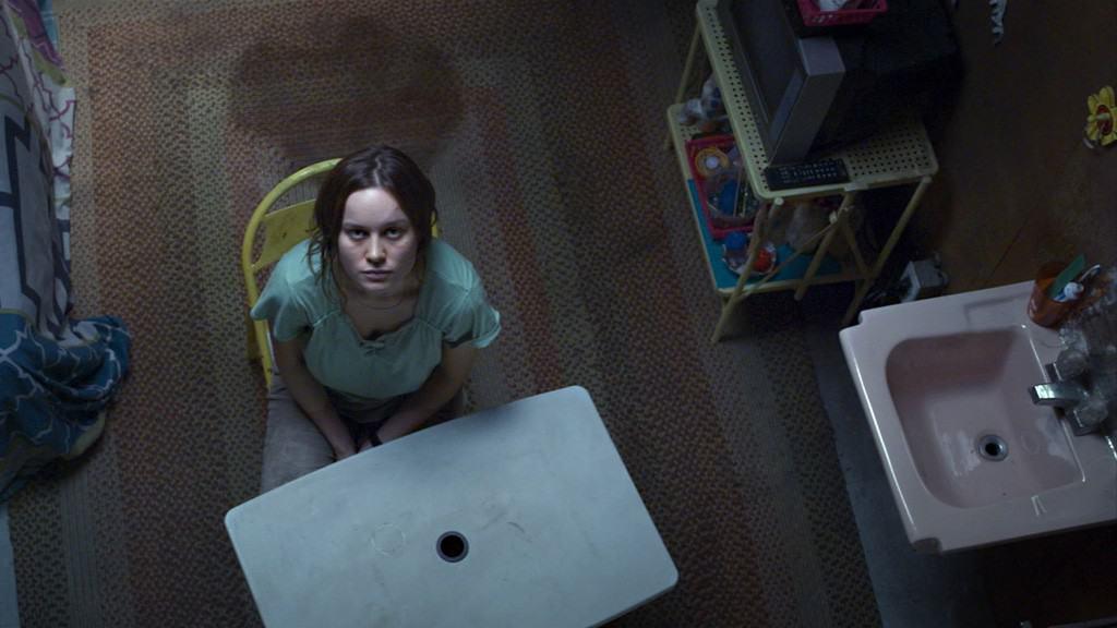 Brie Larson i Oscarsnominerade Room (2015)