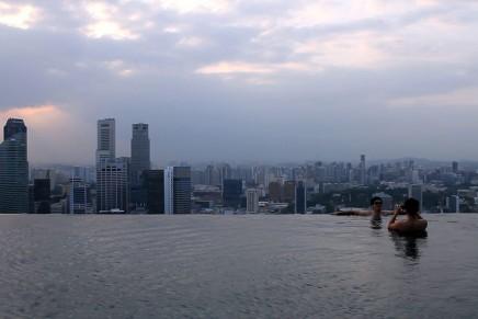 En hotellfilm med en utsikt