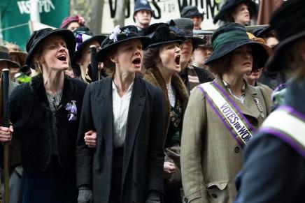 Suffragetterna var inte era kvinnor