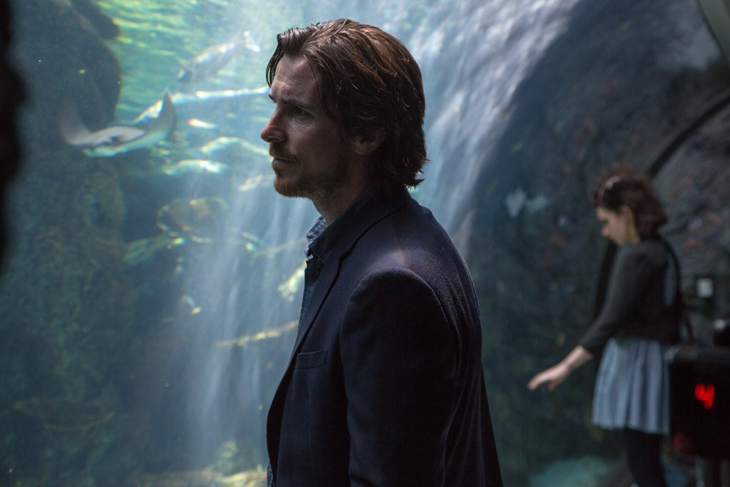 Christian Bale filosoferar i Terrence Malicks Knight of cups (2015)