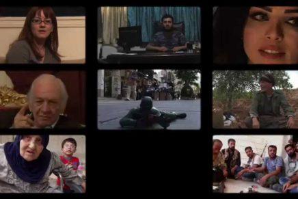 Brända linser i syriska inbördeskriget