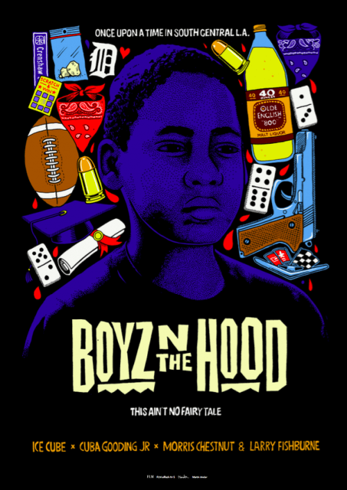 Boyz n the hood av Martin Ander