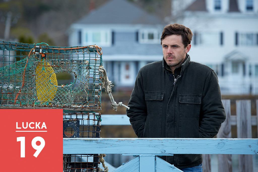 Manchester by the sea (Kenneth Lonergan, 2016)