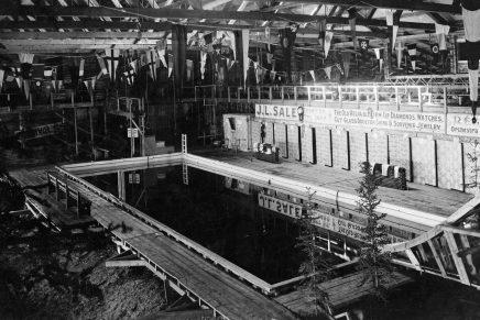 Göteborgs filmfestival: Dawson City är en fascinerande dokumentär om 500 rullar nitratfilm i en swimmingpool