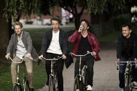 Göteborgs filmfestival: Fyllerusiga boys i Rasmus Heisterbergs regidebut I blodet