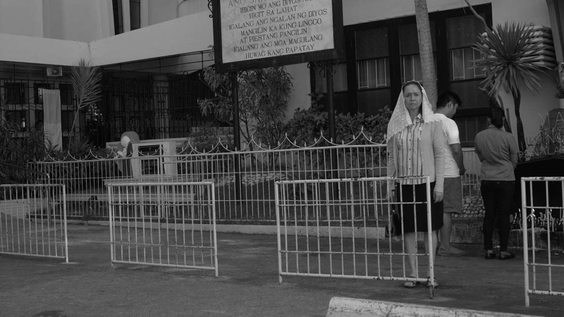The woman who left (Lav Diaz, 2016)