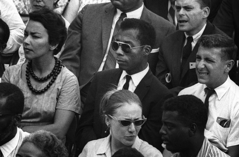 Cineasten och författaren James Baldwin är föremål för dokumentärfilmen I am not your negro.