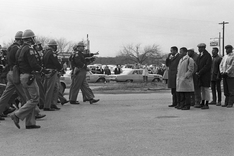 James Baldwin var aktiv intellektuell inom medborgarrättsrörelsen.