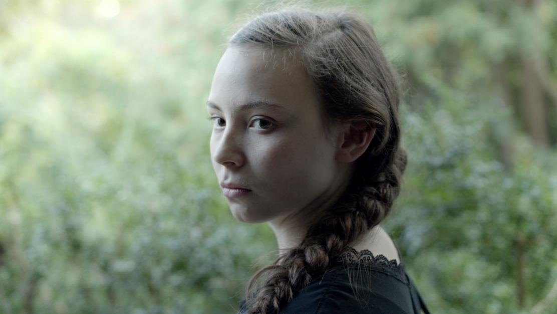 Lene Cecilia Sparrok gör huvudrollen i Amanda Kernells Sameblod