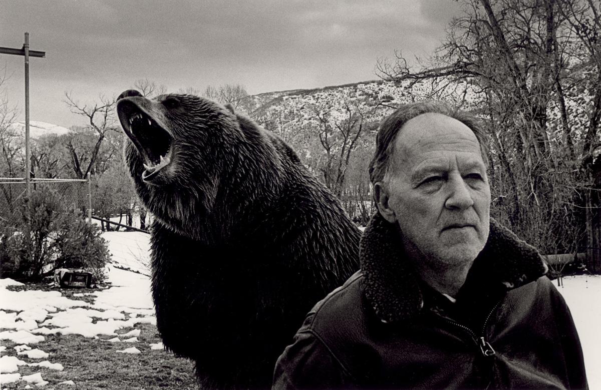 Werner och björnen.