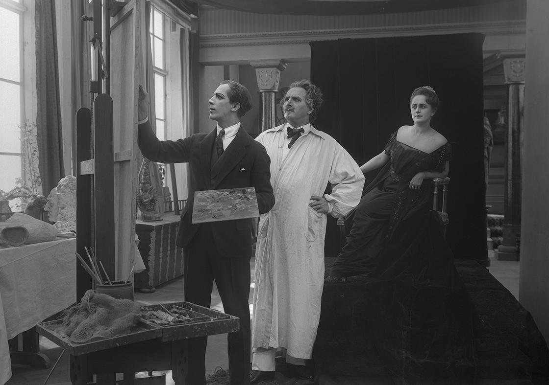 Vingarne (Mauritz Stiller, 1916)