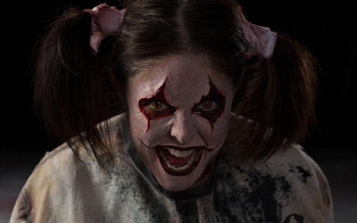 American horror story (2011-) bågnar av visuell excess.