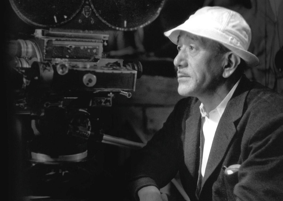 Yasujirō Ozu.