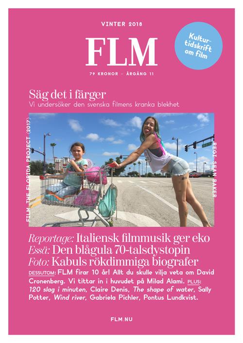 Vinternumret av FLM. I butik nästa vecka!