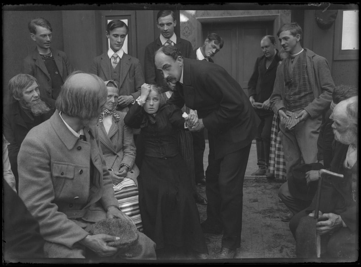 Tösen från Stormyrtorpet (Victor Sjöström, 1917)