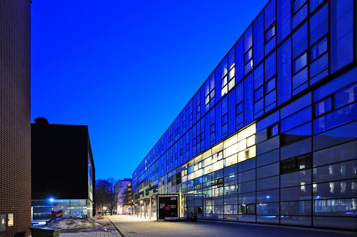 Stockholms dramatiska högskola.