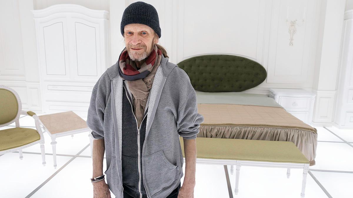Leon Vitali i Filmworker (2017).