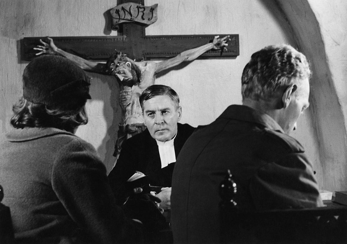 Nattvardsgästerna (1963)