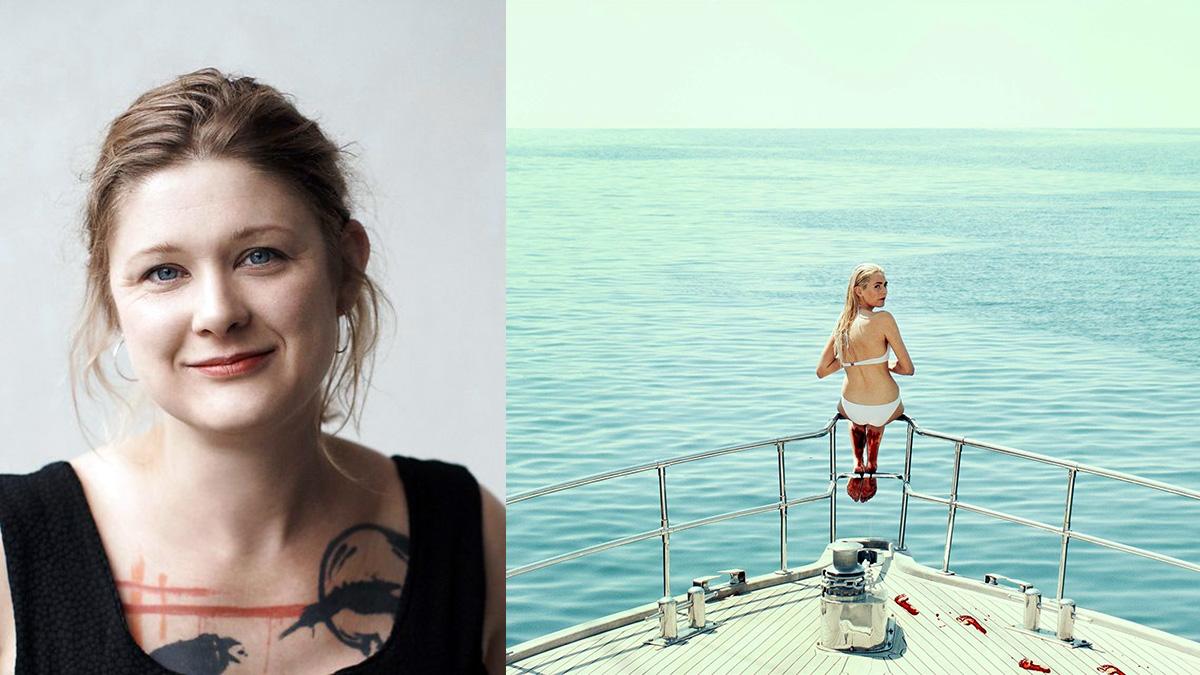Isabella Eklöfs regidebut Holiday har biopremiär 2 november.
