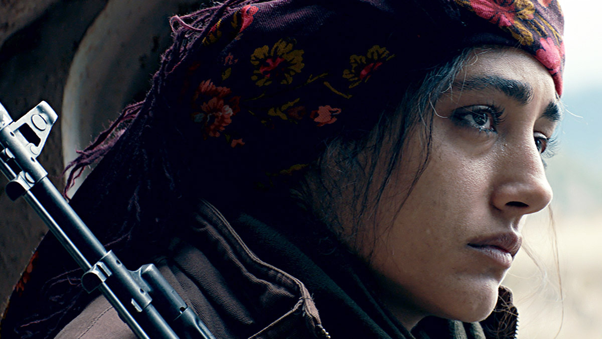 Golshifteh Farahani i Girls of the sun.