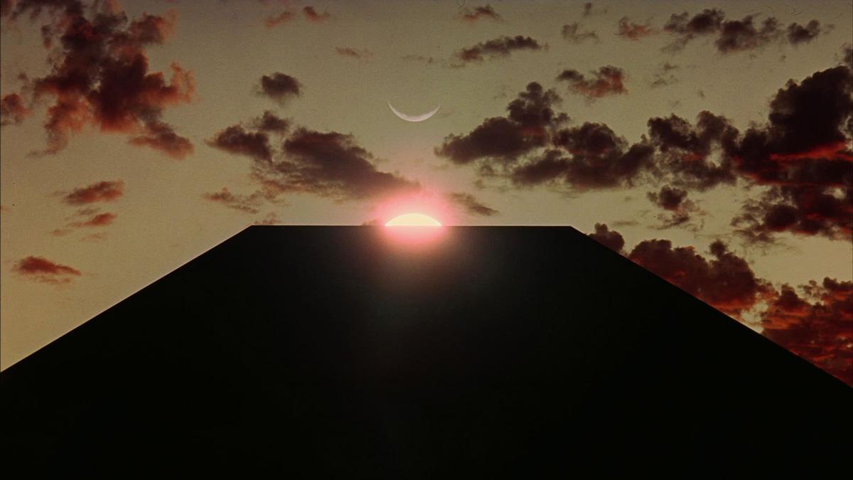 År 2001 – ett rymdäventyr (1968)