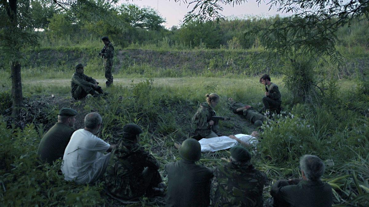 Theatre of war (2018)