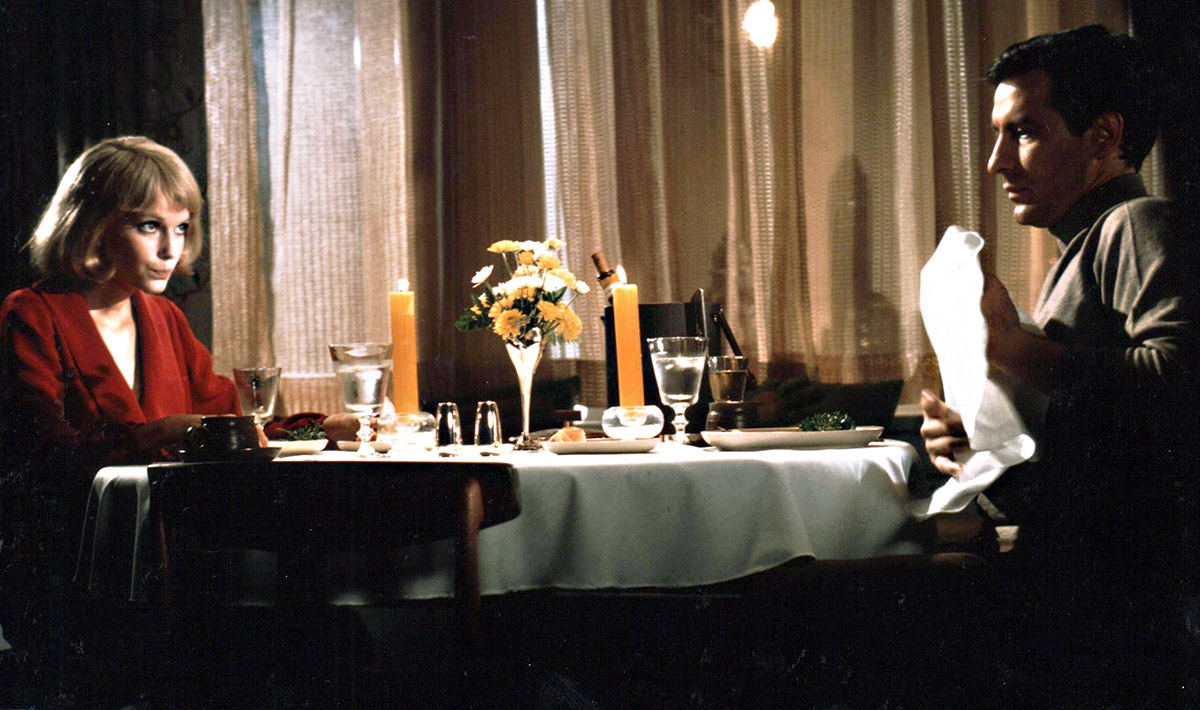 Rosemarys baby (1968)