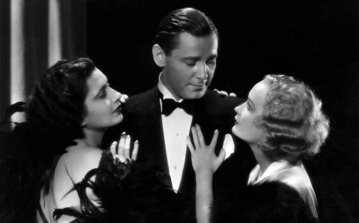 Trubbel i paradiset (1932)