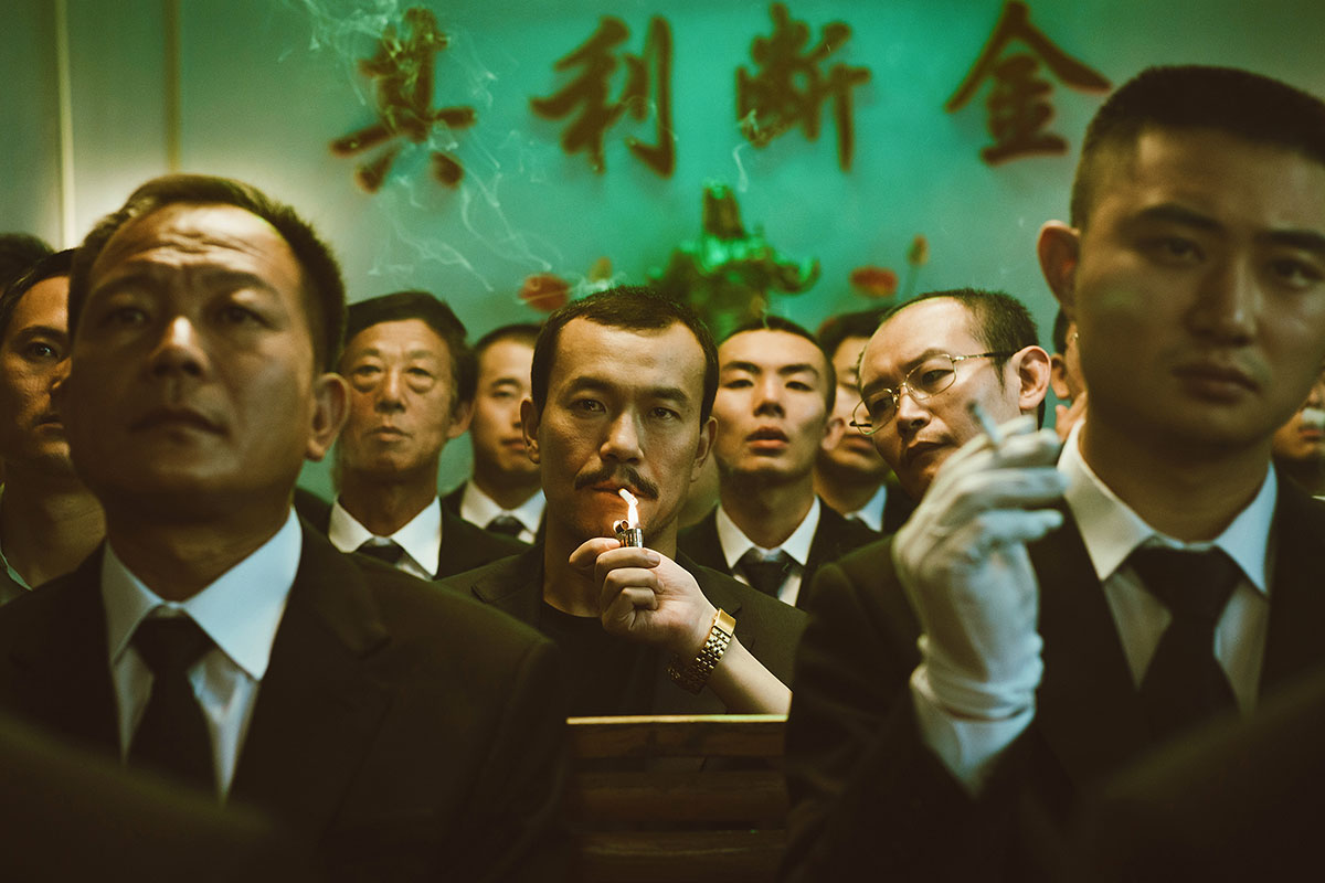 Ash is purest white (Jia Zhangke, 2018)